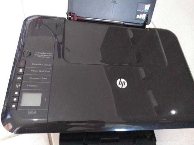 Impressora HP Deskjet 3050 - Foto 2
