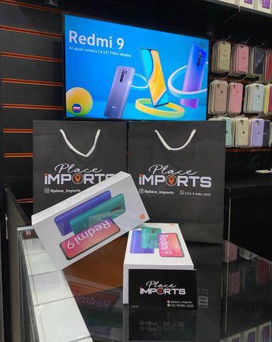 Redmi 9 4gb de ram 64Gb de memória LOJA FÍSICA e entregamos em toda Bh e região - Foto 2
