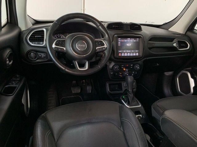 Jeep Renegade Longitude 1.8 aut. Flex 2019 // com garantia // ipva 2021 - Foto 7