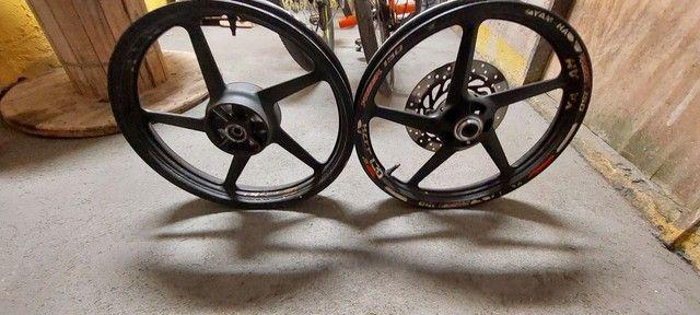 Chama fiooo roda original  - Foto 2