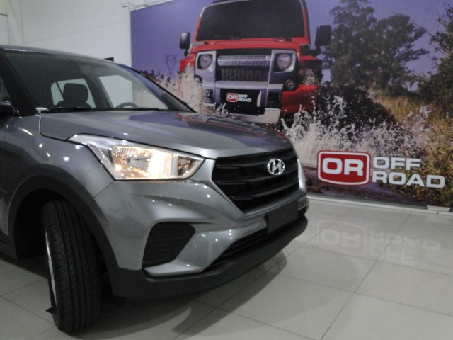 Hyundai Creta Action 1.6 16V Flex Aut. 0km - Foto 16