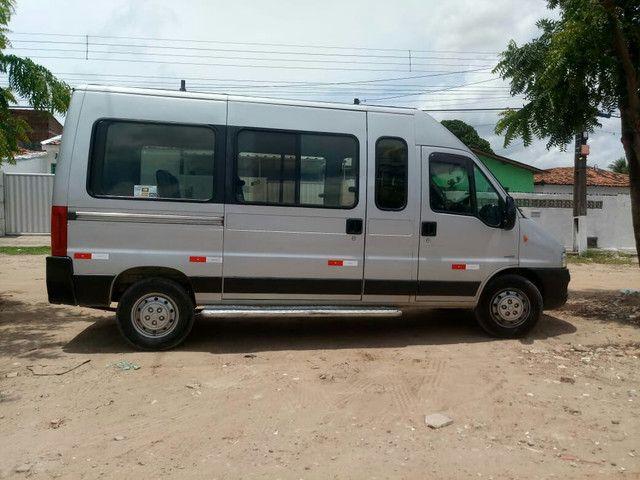 vendo uma van ducato 2.3 teto alto Fiat 2012
