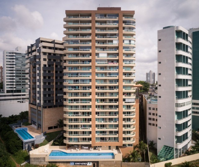 RP- Apartamento 1 quarto vista mar  - Foto 8
