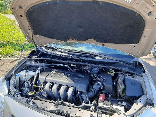 Vendo Corolla XEI aut impecável, revisado, baixa km. Confira! - Foto 6