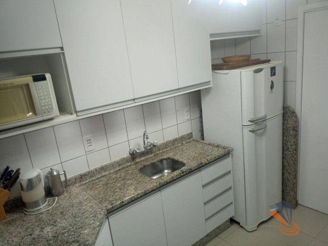 Apartamento com 3 dormitórios à venda, 94 m² por R$ 460.000 - Balneário - Florianópolis/SC - Foto 8