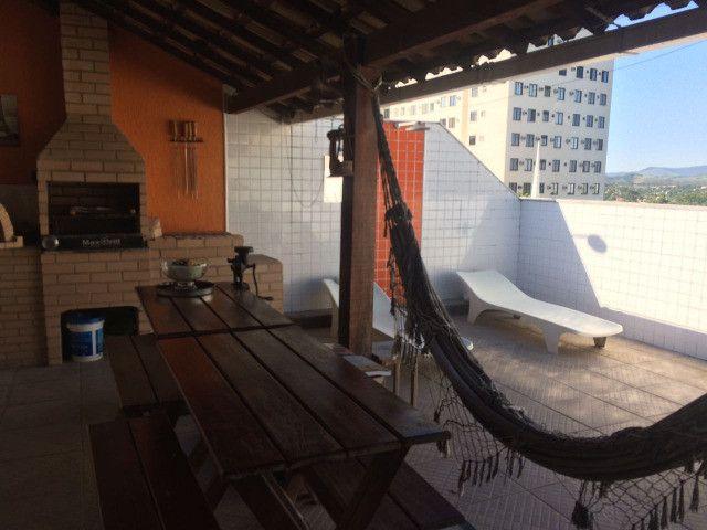 R$340.000 Apto 3 quartos Cobertura no Centro de Itaboraí.