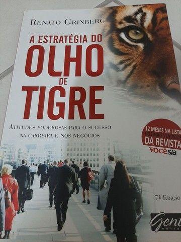 Livro: A Estratégia do Olho de Tigre