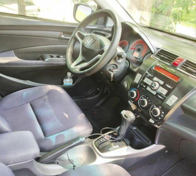 Abaixo da Fipe Honda city Lx 1.5 automático zerado - Foto 6