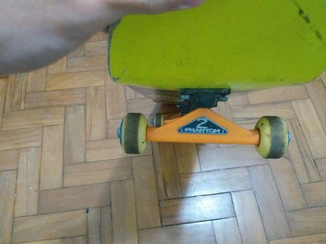 Skate importado  shape p2 - Foto 3