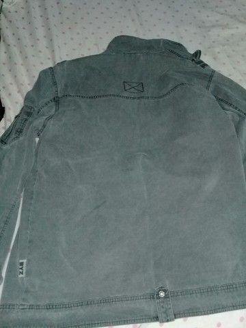 Jaqueta  sarja tipo jeans tám.GG  - Foto 5