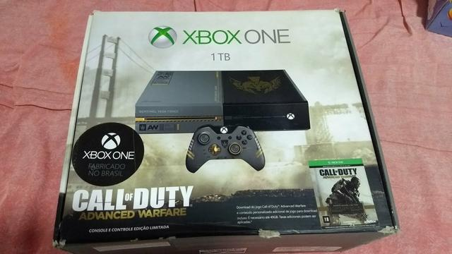 Xbox one 1T call of duty