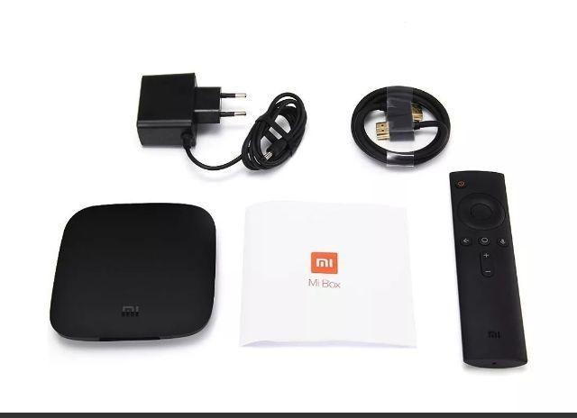 Resultado de imagem para Receptor Xiaomi Mi Box TV 4K