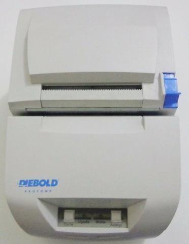 Impressora Termica Diebold Cupom Nfc-e Usb Im453hu-010 - Foto 2