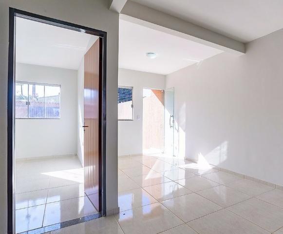 Casa de 2 quartos pronta para morar no Jardim Ingá até 100% financiada - Foto 8