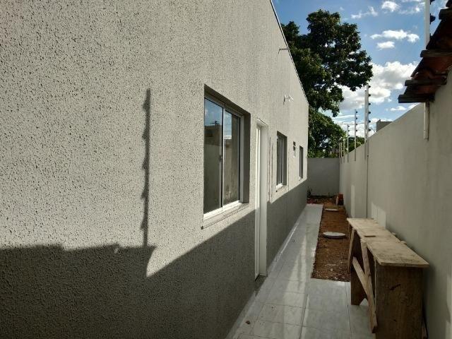 Casa com 74m2 com suite nova Itbi e registro incluso varzea grande costa verde