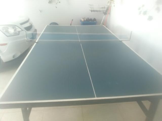 2241afa53 Mesa Ping Pong Tenis Mesa Oficial 25mm Mdf Proton Klopf 1090 ...