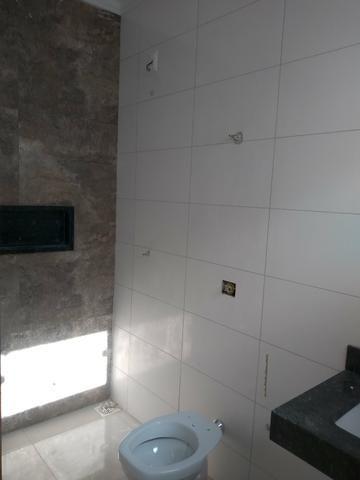 Casa nova Jd Europa 3 quartos - Foto 9