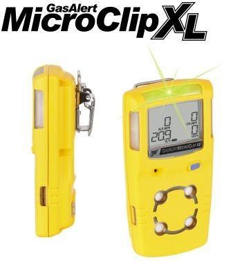 Detector De 4 Gases Microclip Xl + Calibração + Certificado