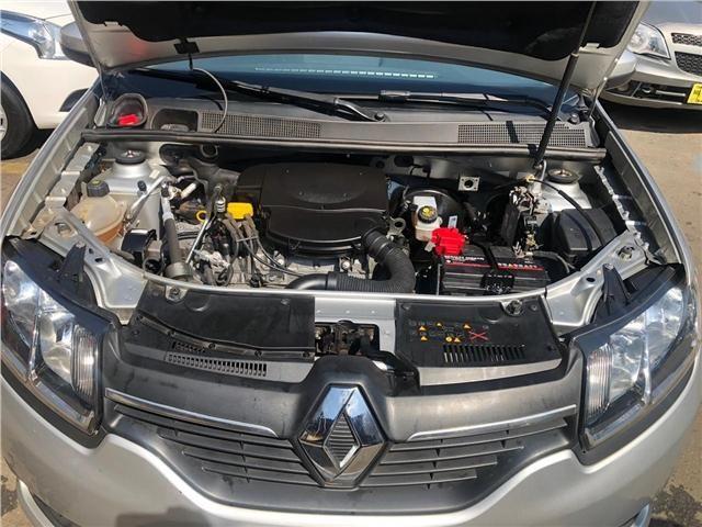 Renault Logan 1.6 expression 8v flex 4p manual - Foto 8