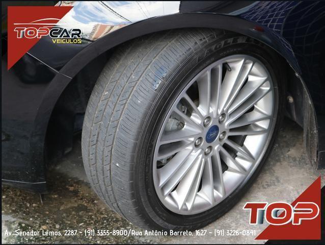 Ford Fusion Titanium Hybrid 2.0 15/16 é na Top Car! - Foto 9