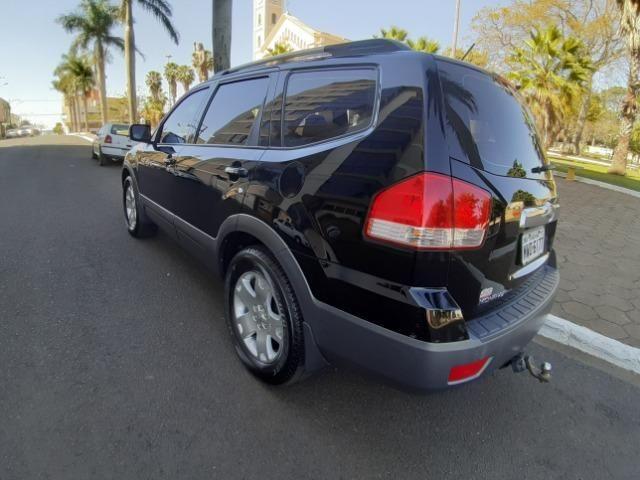 Kia mohave 3.0 v6 diesel 2011 preta - Foto 8