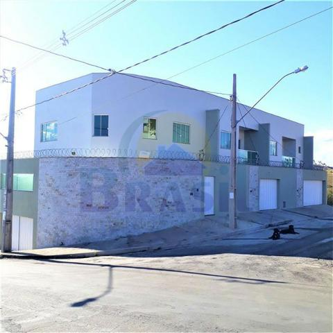 Casa de 2 pavimentos, com 3 quartos, no Bairro Novo Horizonte - Foto 12