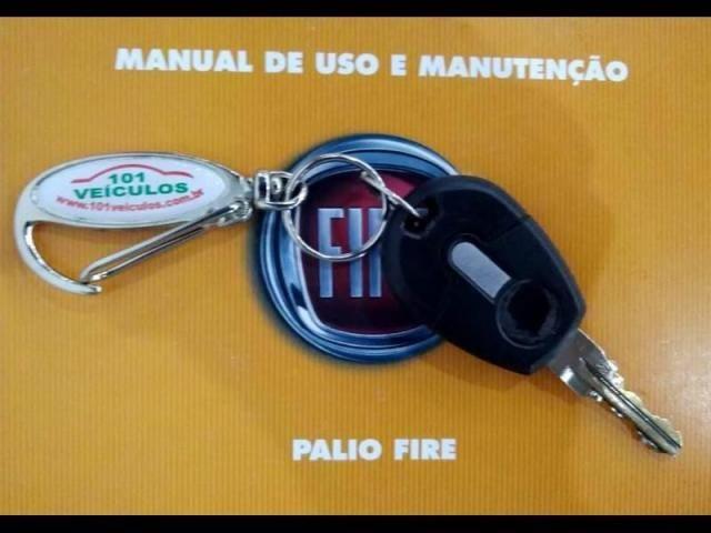 Palio Fire 1.0 8V (Flex) 4p 1.0  - Foto 6