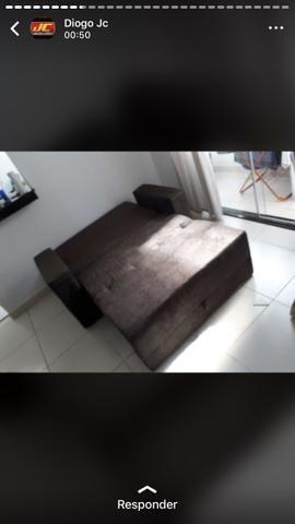 Sofá cama mega promoção r$470,00 reais - Foto 3