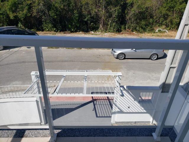 Nova Palhoça De Esquina Por R$ 250 Mil - Sobrado Com 2 suítes e Massa Corrida - Foto 20