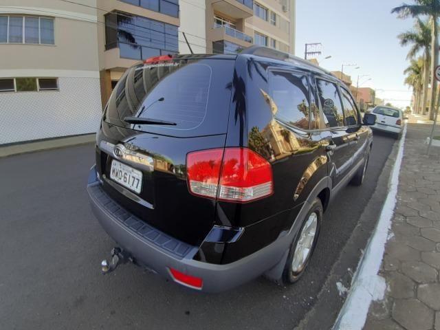 Kia mohave 3.0 v6 diesel 2011 preta - Foto 5