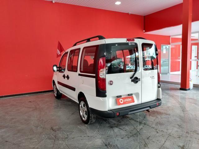 Fiat Doblo 1.8 Essence 7 lugares 2017/2018 * aceito consórcio - Foto 5