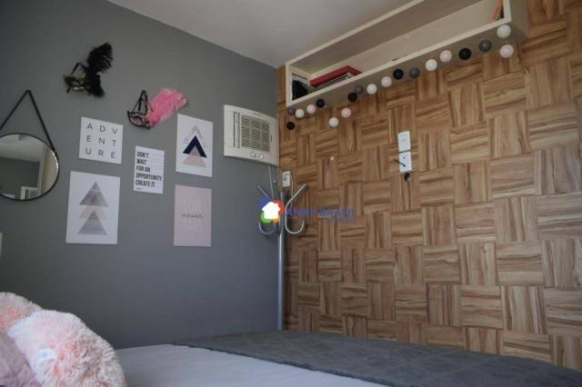 Apartamento com 2 dormitórios à venda, 69 m² por r$ 350.000 - jardim goiás - goiânia/go - Foto 10