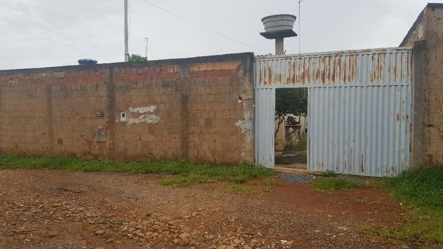Urgente Casa de 1 Quarto Lote de 200M Aceita Proposta