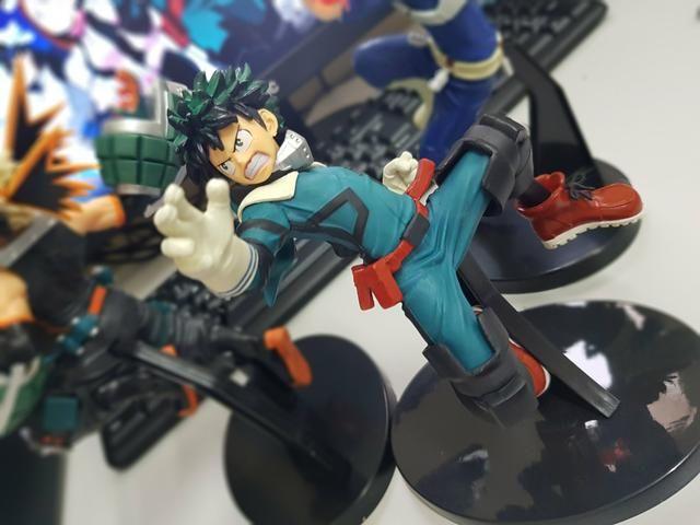 Bonecos de Boku no Hero - Foto 5