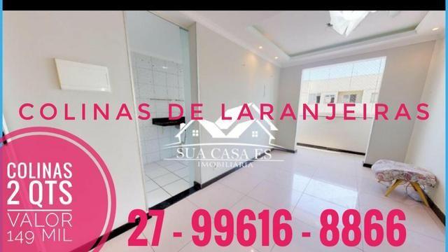 GM - Apartamento Colinas de Laranjeiras com Rebaixamento em Gesso - ES