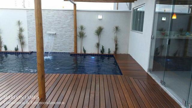 Casa modelo para vender em Inhumas no setor Residêncial Monte Alegre! - Foto 9