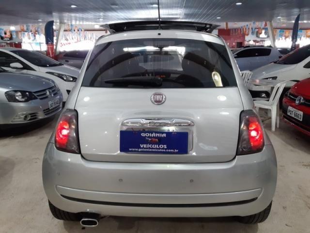 FIAT  500 1.4 CULT 8V FLEX 2P 2012 - Foto 5