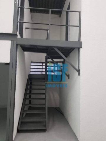 Galpão para alugar, 700 m² por r$ 11.000/mês - vila sílvia - são paulo/sp - ga0451. - Foto 8