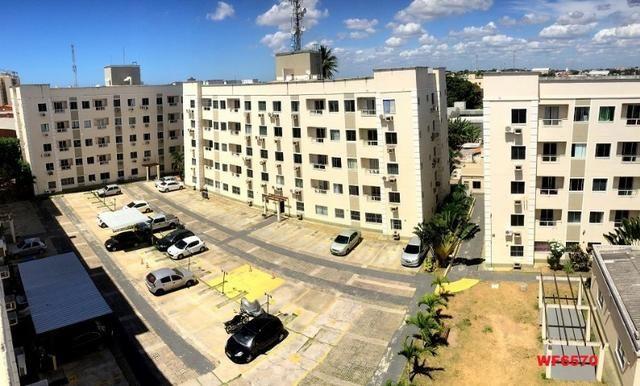 AP1601 Condomínio Vitalice, apartamento em messejana, 2 quartos, área de lazer completa - Foto 6