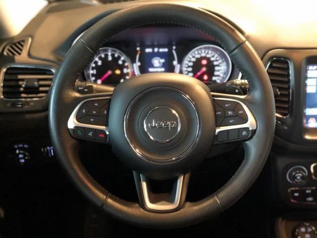 Jeep Compass Longitude 2.0 Turbo Diesel 4x4 Automatico 2018 - Foto 12