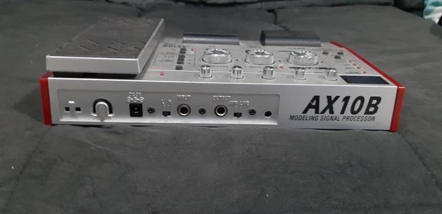 Pedaleira korg contrabaixo ax10b - Foto 3