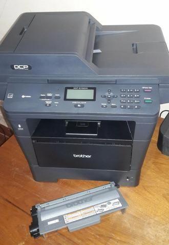 Impressora brother multifuncional com garantia - Foto 2
