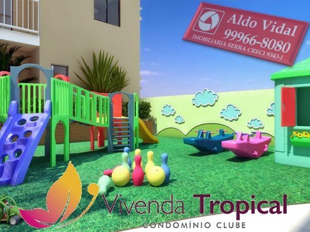 AVR 25- Apto 2Q com Varanda, sala, banheiro social e suíte, cozinha e área de serviço - Foto 20