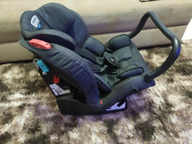 Cadeirinha de Bebê Para Auto Burigotto Matrix Evolution - Foto 2