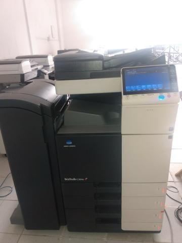 Copiadora e Impressora Colorida Konica Minolta modelo C 364e
