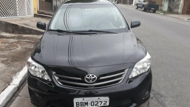 Toyota Corolla Gli 1.8 2013 com kit GNV geração 5 !!!!!!!!!!!!!!!!!!!!!!!!!!!!!!!!!! - Foto 7