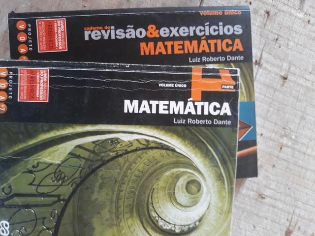 Projeto Voaz - Física, química, biologia, português e Matemática - Ensino Médio - Foto 5