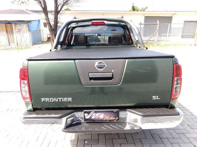 Frontier SL 2.5 4X4 Aut. 2016!! - Foto 6