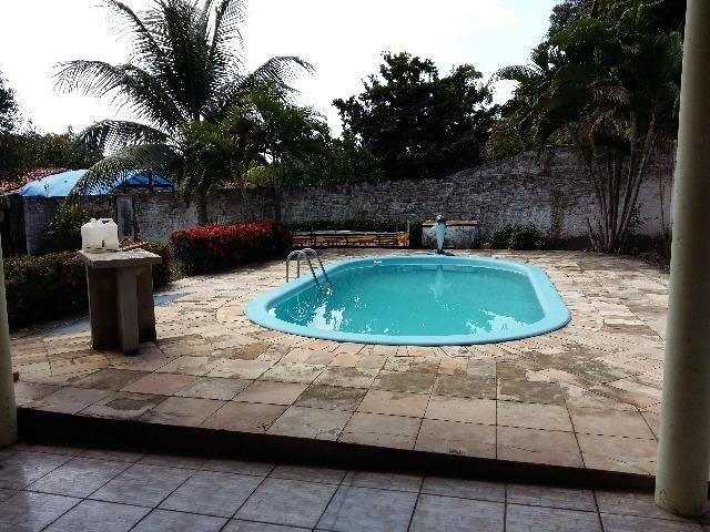 Sitio ideal para eventos, medindo 25x50m com piscina