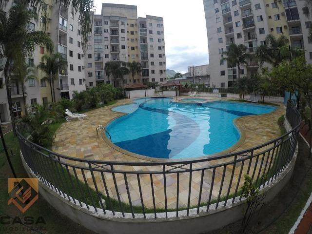 JQ - Apartamento 3 quartos- Colina de Laranjeiras. - Foto 2
